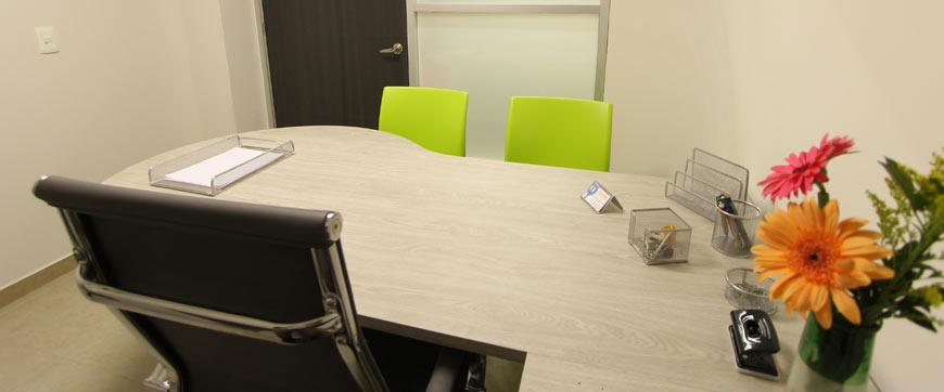 Consultorio u oficina c 1 r ntalo por hora desde 100 for Alquiler de oficinas por horas